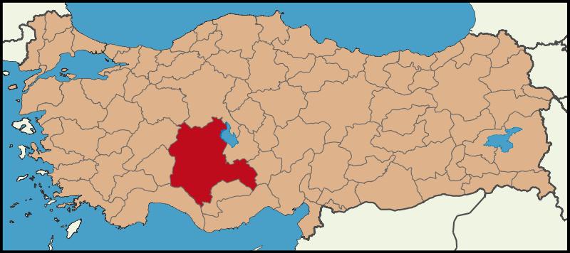 Konya Şehir Rehberi | İç Anadolu Bölgesinde Yer Alan Türkiye'nin Yüzölçümü En Büyük İl..