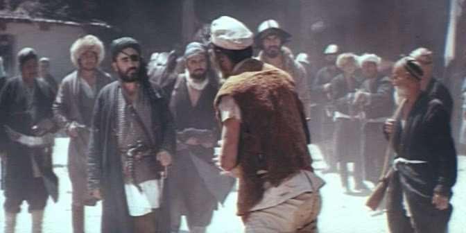 sedmayapulya19720051350 Ali Khamrayev   Sedmaya pulya aka The Seventh Bullet (1974)