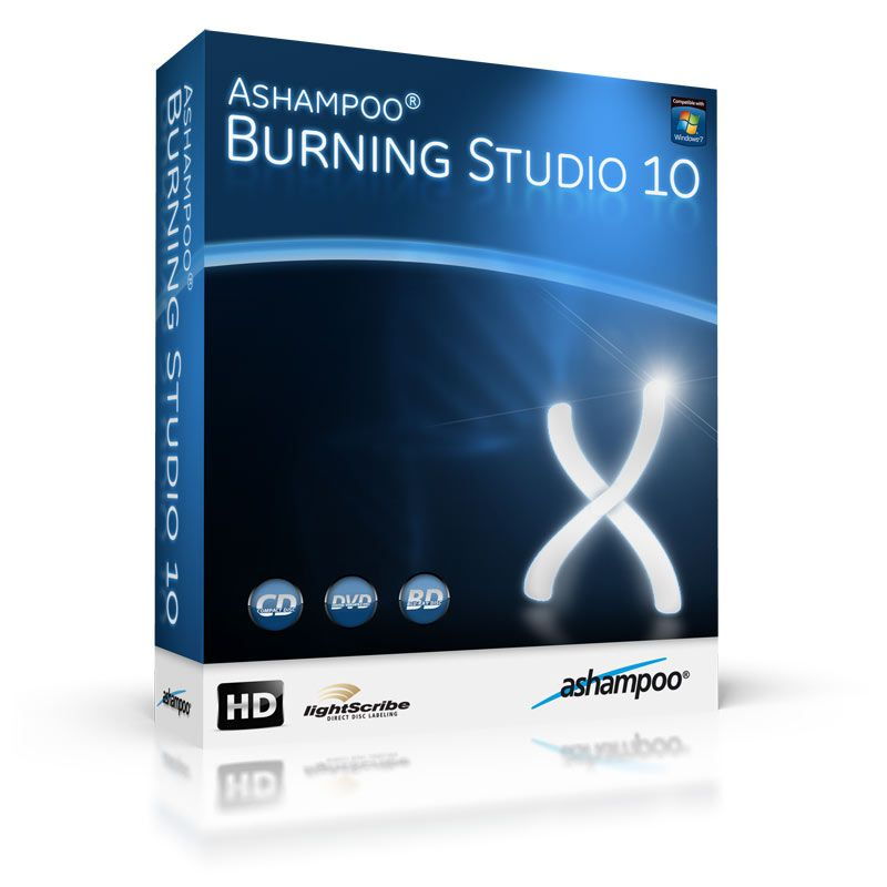 Ashampoo Burning Studio v10.0.15 T�rk�e