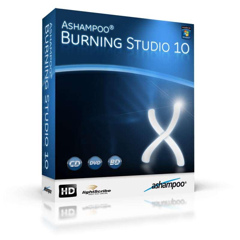 Ashampoo Burning Studio v10.0.15 T�rk�e